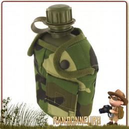 Gourde Armée PATROL British Camo Highlander