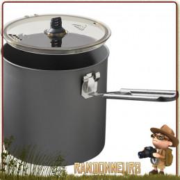 casserole Trail Lite 2 litres MSR est aussi légère que pratique pour la randonnée et le trek