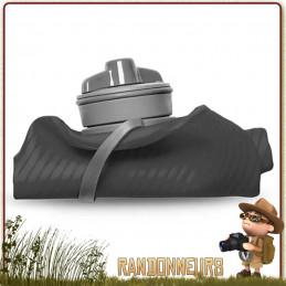 Gourde Pliable Flux 1 Litre Hydrapak souple et ultra légère pour randonner minimaliste