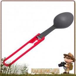 Cuillère camping et randonnée légère Spoon de MSR. En plastique très résistant et ultra léger pour randonneurs en trek