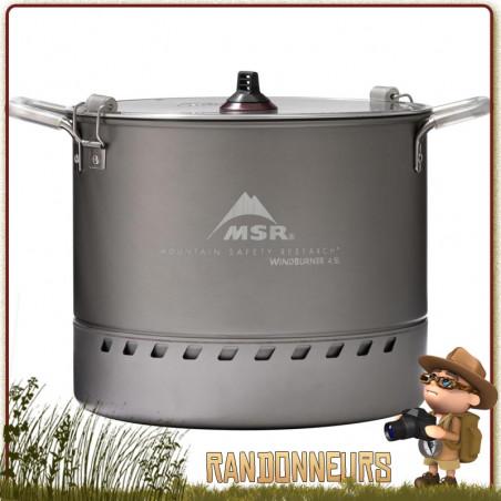 Marmite MSR Windburner Stock 450 cl Pot