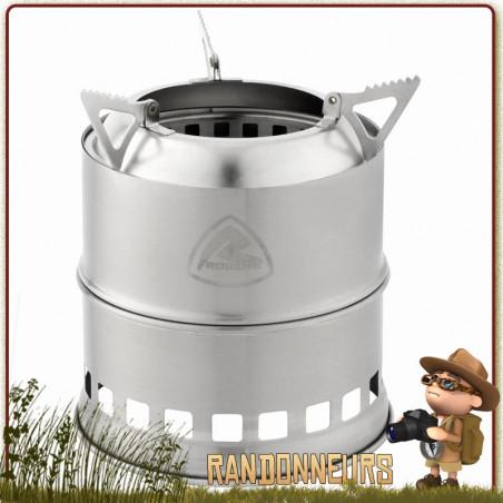 Rechaud vargo firebox grill Randonner Leger Réchaud Grill