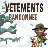 VETEMENTS RANDONNEE