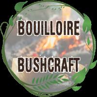 Bouilloire Bushcraft