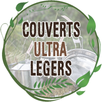 Couverts Ultra Légers