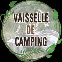 VAISSELLE de camping au meilleur prix popote camping trekking casserole inox tatonka vaisselle collectivité CAO pour le camping nomade caravaning