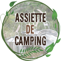 Assiette Camping