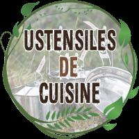 Ustensiles pour Cuisiner ouvre boite spatule pince preneuse de camping bivouac