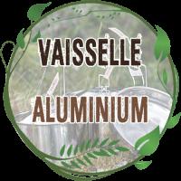 Vaisselle de camping Aluminium assiette randonnée bol tasse léger en aluminium pour randonneurs et collectivités