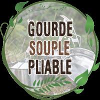 gourde plastique souple plante platypus softbottle meilleure gourde pliable souple hydrapak liquitainer source