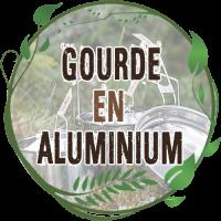 Gourde Aluminium