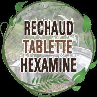Réchaud Tablettes