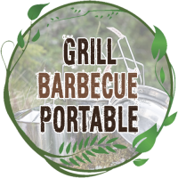 grille de barbecue bushcraft grill pliant portable inox esbit bivouac léger