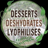 Entrées Lyophilisées