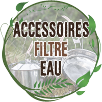 Accessoires Filtre Eau