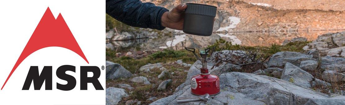 Popote Flex Alpine trekking MSR
